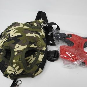 Other - Dog harnesses Wear your dog on your chest camo